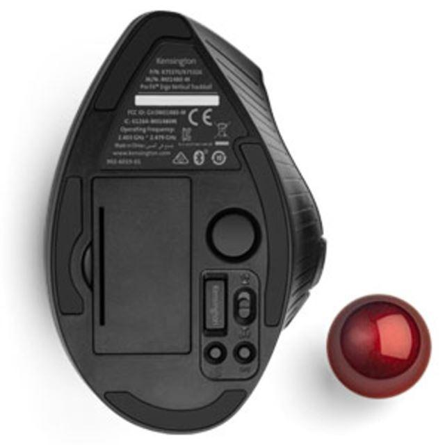 Pro Fit Ergo Vertical ワイヤレストラックボール