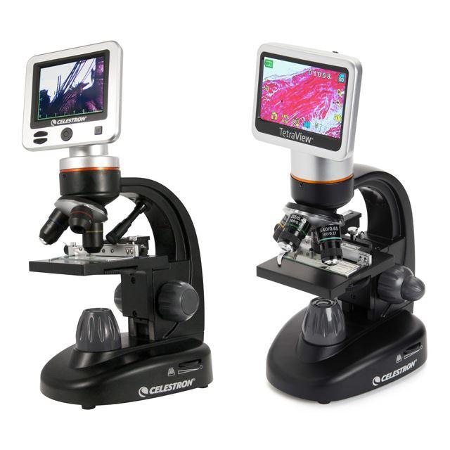 LCDデジタル顕微鏡II、TetraView LCDデジタル顕微鏡