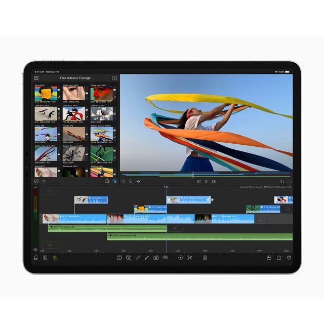 新しい「iPad Pro」
