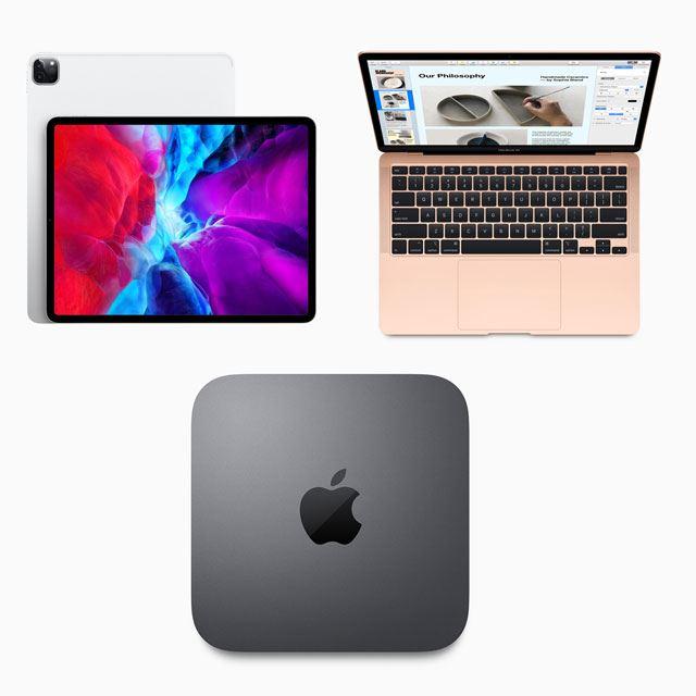 アップルまとめ。2眼カメラのiPad Pro、より高コスパなMacBook AirとMac mini