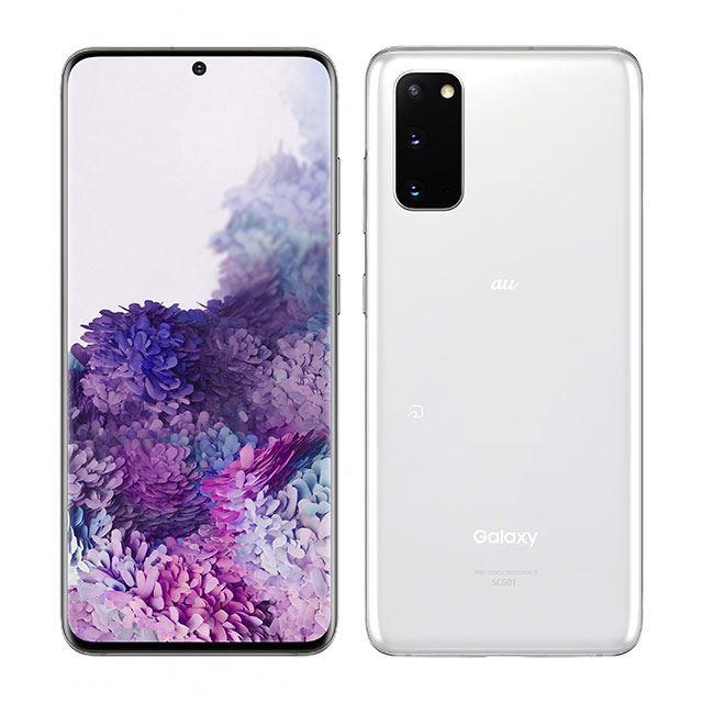 Galaxy S20 5G SCG01