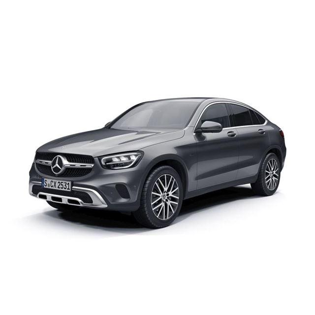 「メルセデス・ベンツGLCクーペ」のプラグインハイブリッド車発売