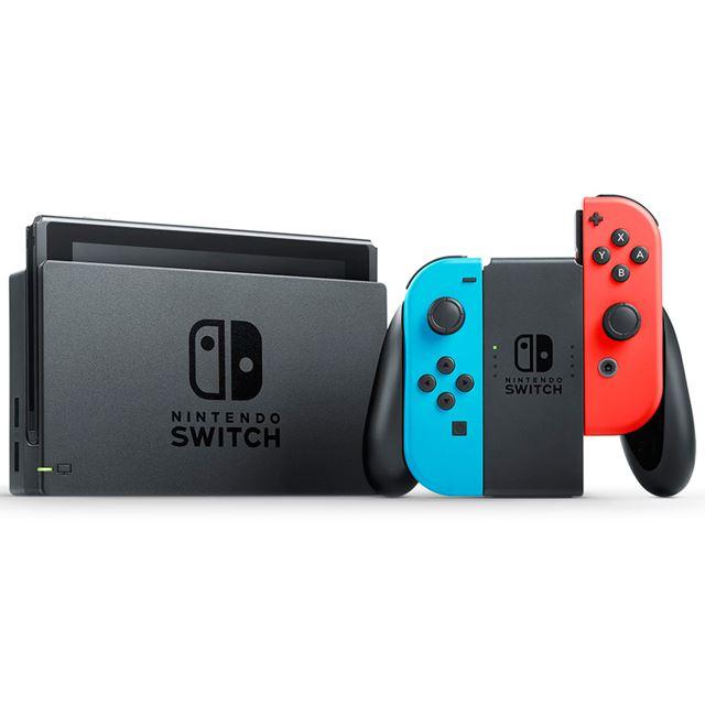 出荷が一時停止した「Nintendo Switch」のニュースに高い関心、来週以降は?