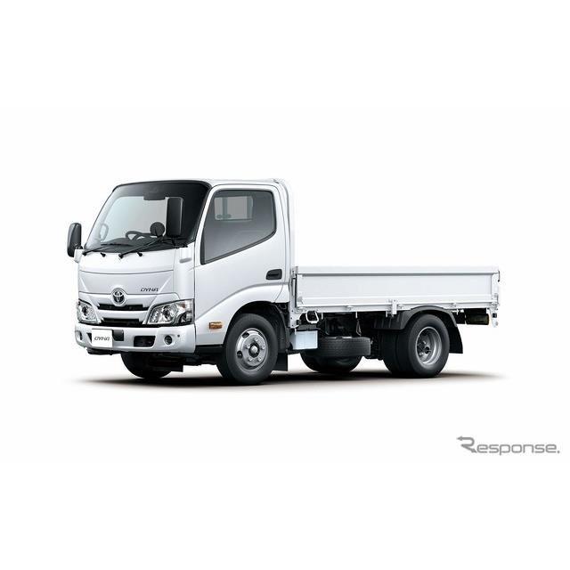 トヨタ ダイナ カーゴ 標準キャブ 標準デッキ フルジャストロー 2t積 ディーゼル車 2WD