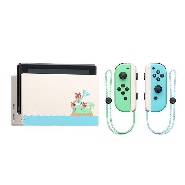 Nintendo Switchは「今後も出荷」、どうぶつの森セットは4月下旬ごろ出荷へ