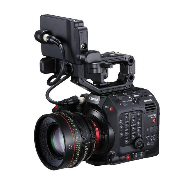 「EOS C300 Mark III」