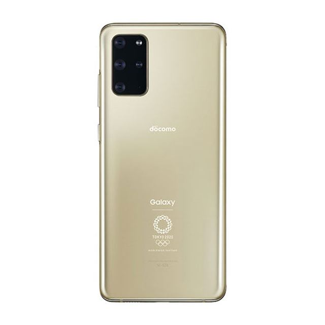 「Galaxy S20+ 5G Olympic Games Edition SC-52A」