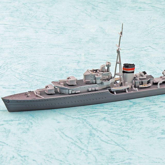英国海軍 駆逐艦 ジャーヴィス
