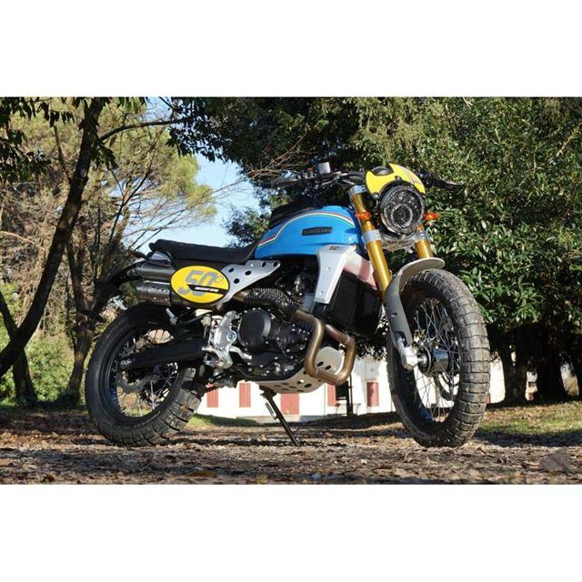 ファンティック・キャバレロ スクランブラー500アニバーサリー