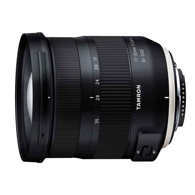 「17-35mm F/2.8-4 Di OSD(Model A037)ニコン用