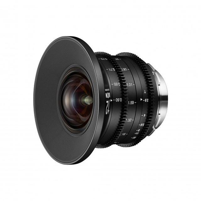 「LAOWA 12mm T2.9 Zero-D Cine」