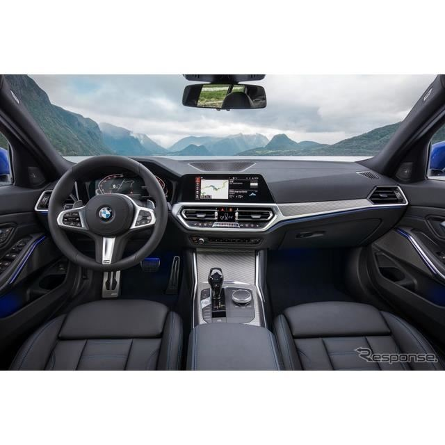 BMW 3シリーズ ・セダン 新型