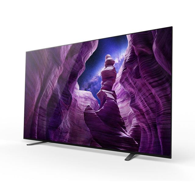 ソニー、4Kダブルチューナー内蔵有機ELテレビ「A8H」などの発売延期