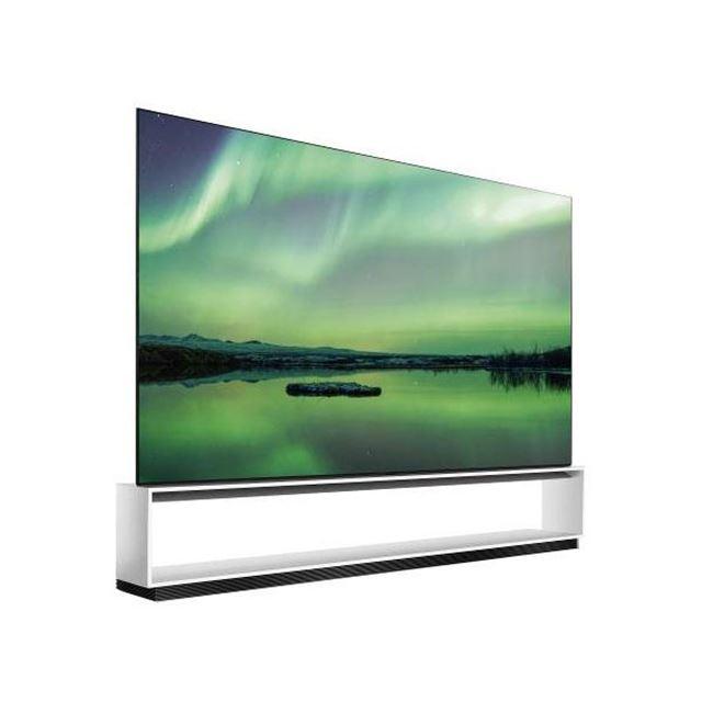 LGが有機ELテレビの2020年モデル発表、8Kチューナー内蔵88V型も