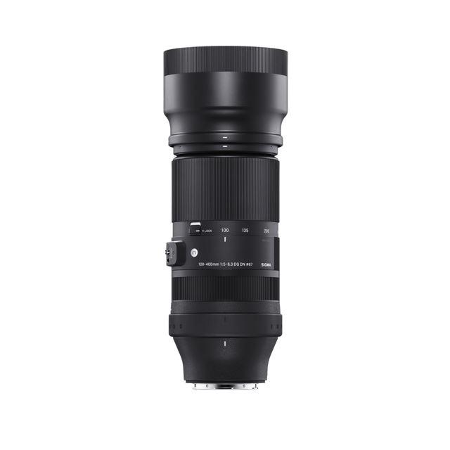 「SIGMA 100-400mm F5-6.3 DG DN OS | Contemporary」