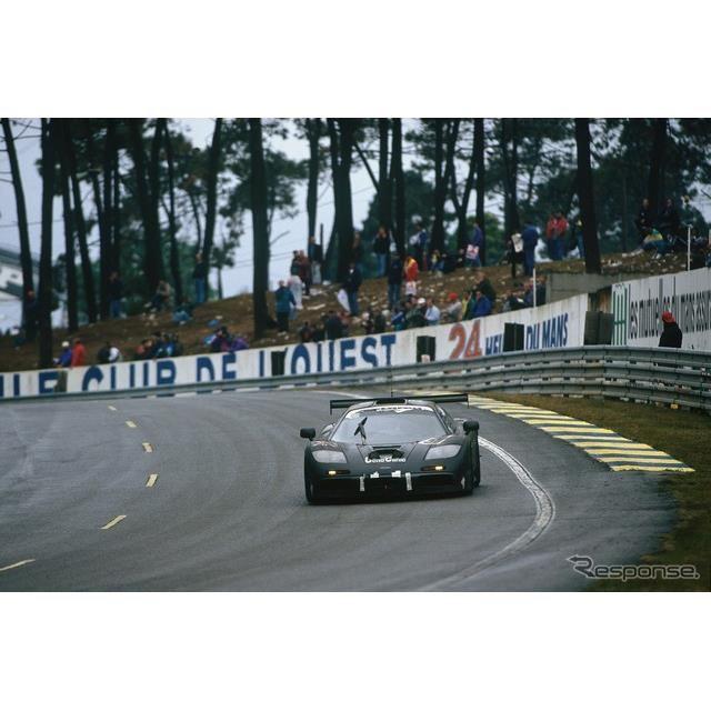 マクラーレン F1 GTR(1995年)