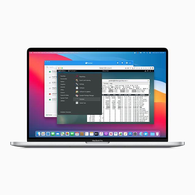 Appleシリコン