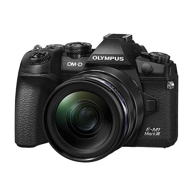 ※画像は「OLYMPUS OM-D E-M1 Mark III」のイメージ