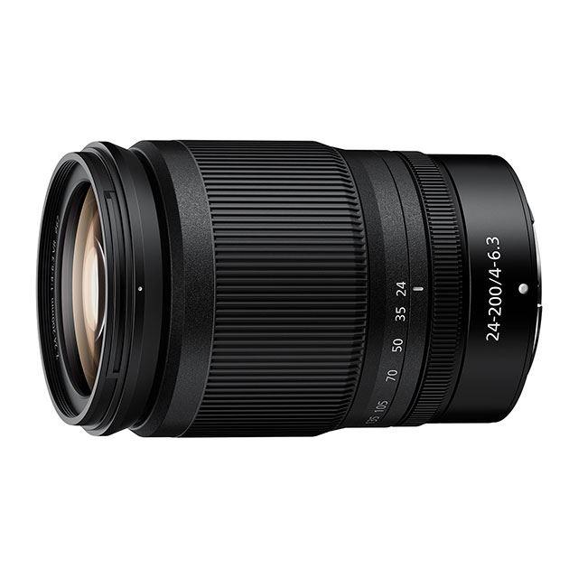 「NIKKOR Z 24-200mm f/4-6.3 VR」