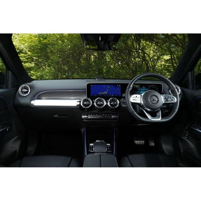 メルセデス・ベンツが新型SUV「GLB」を日本導入 手ごろなサイズの3列7人乗りモデル