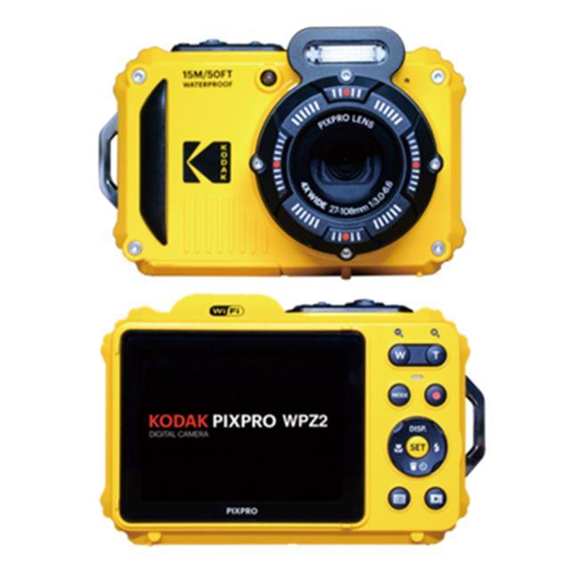 スポーツカメラ KODAK PIXPRO WPZ2