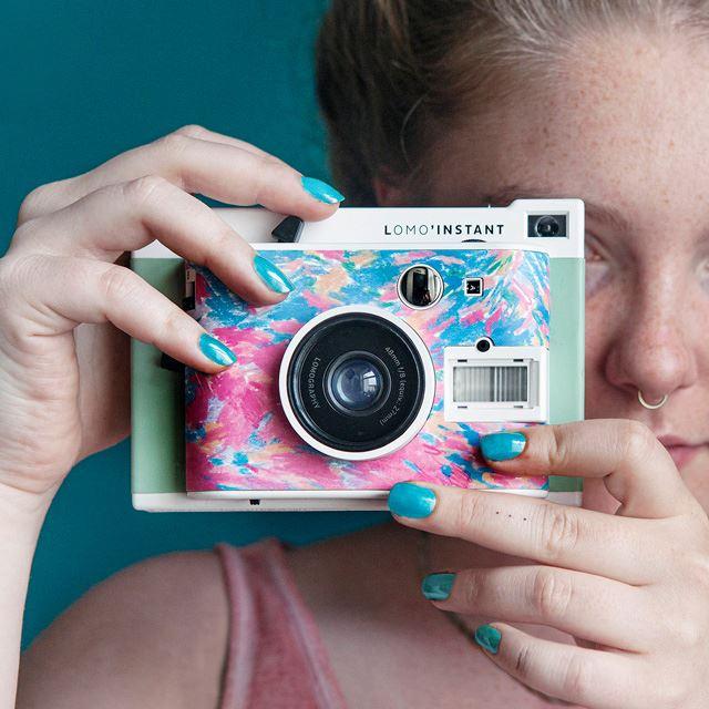 「Lomo'Instant Camera - Song's Palette」
