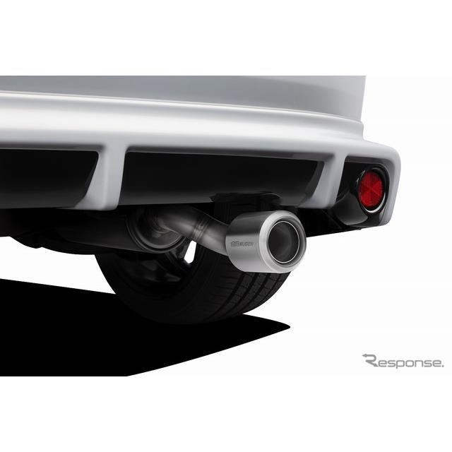 スポーツサイレンサー Dash用シングルタイプ