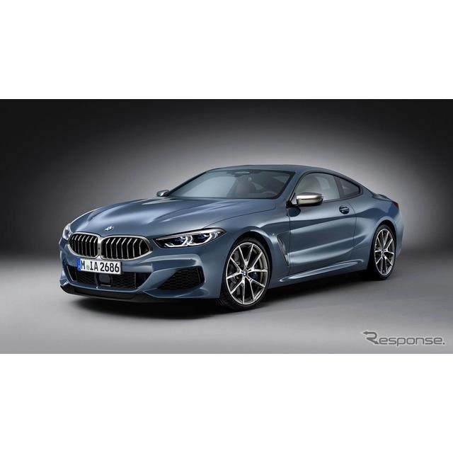 BMW 8シリーズ・クーペ