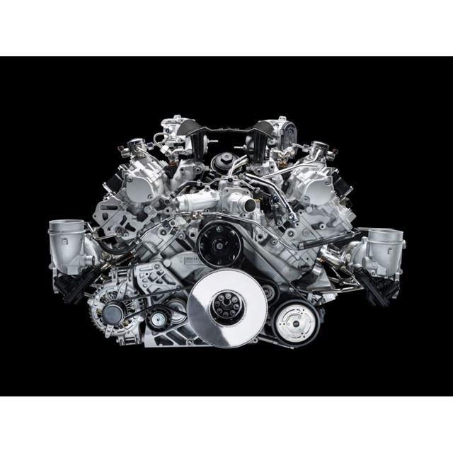 3リッターV6ツインターボで630PS マセラティが新エンジンを発表