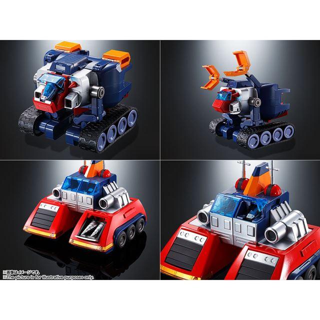 「DX超合金魂 VOLT IN BOX 超電磁マシーン ボルテスV」