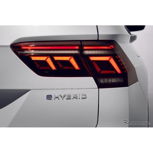 フォルクスワーゲン・ティグアン 改良新型のPHV「eハイブリッド」