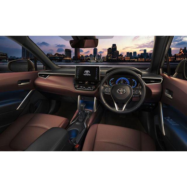 トヨタがタイで「カローラ クロス」を発表 カローラシリーズにコンパクトSUVが登場