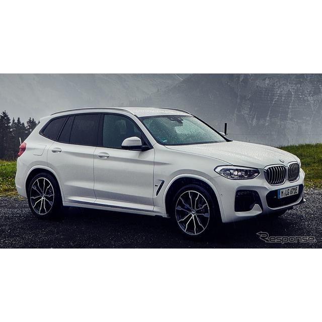 BMW X3 新型のPHV、xDrive30e