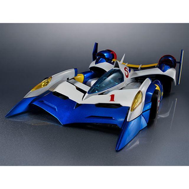 ヴァリアブルアクション Hi-SPEC 新世紀GPXサイバーフォーミュラ11 スーパーアスラーダ AKF-11