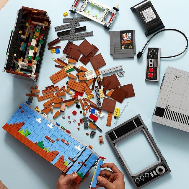 「LEGO Nintendo Entertainment System」