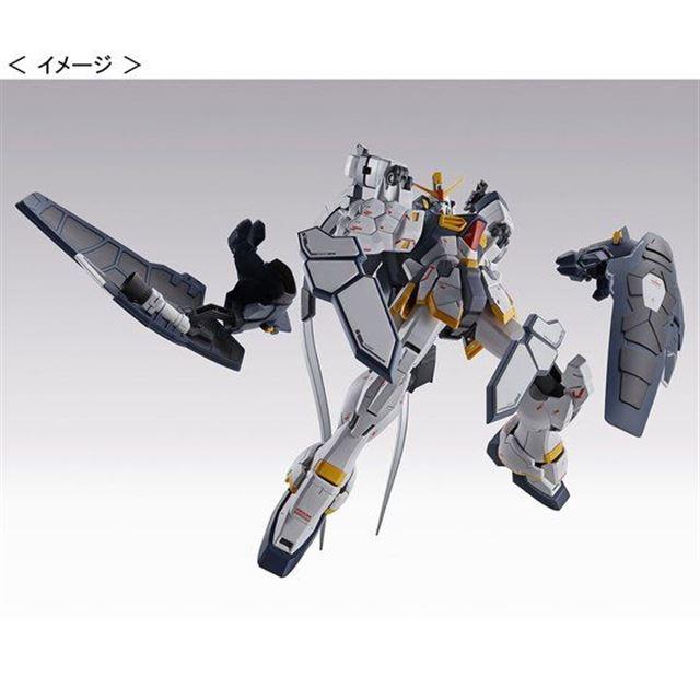 「MG 1/100 ガンダムサンドロックEW(アーマディロ装備)」