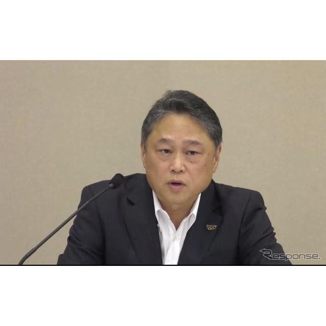 パナソニックの梅田博和CFO
