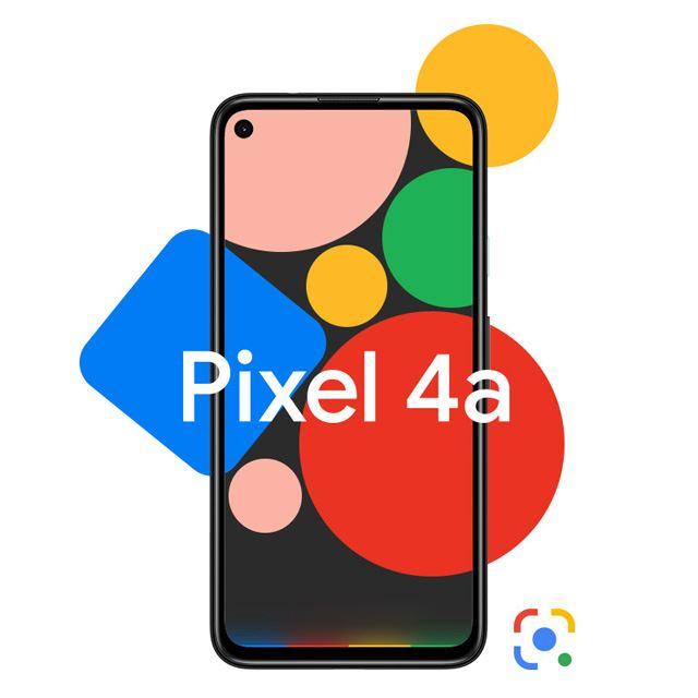 「Google Pixel 4a」