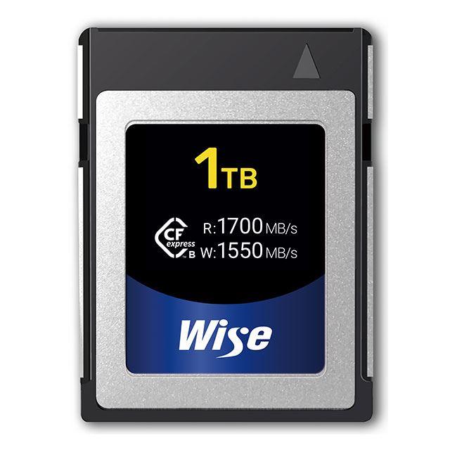 Wise CFexpress Type Bカード CFX-B