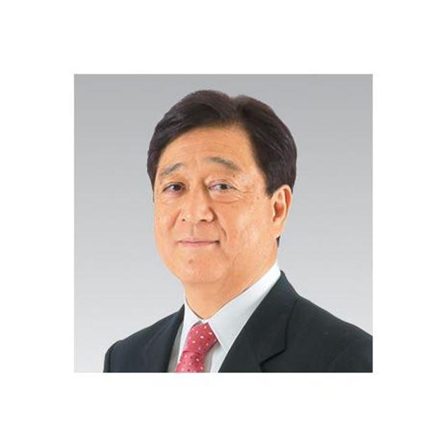 三菱自動車の取締役会長および代表執行役を退任した益子 修氏。