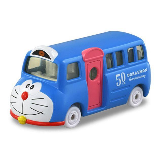【9月のトミカ】ドラえもん50周年記念トミカ「ラッピングバス」など
