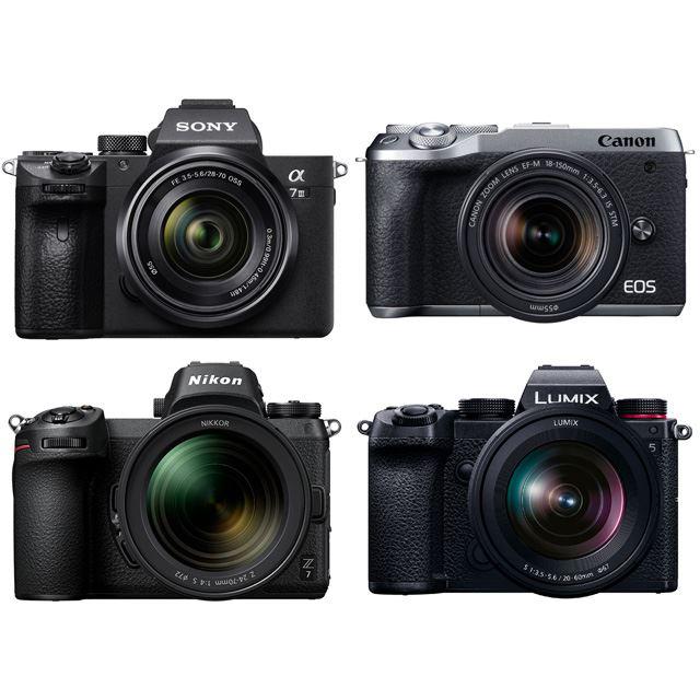 カメラ&レンズをお得に買うチャンス! 2020年秋キャッシュバックまとめ