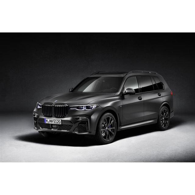 BMW X7エディションダークシャドウ
