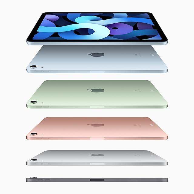 第4世代「iPad Air」