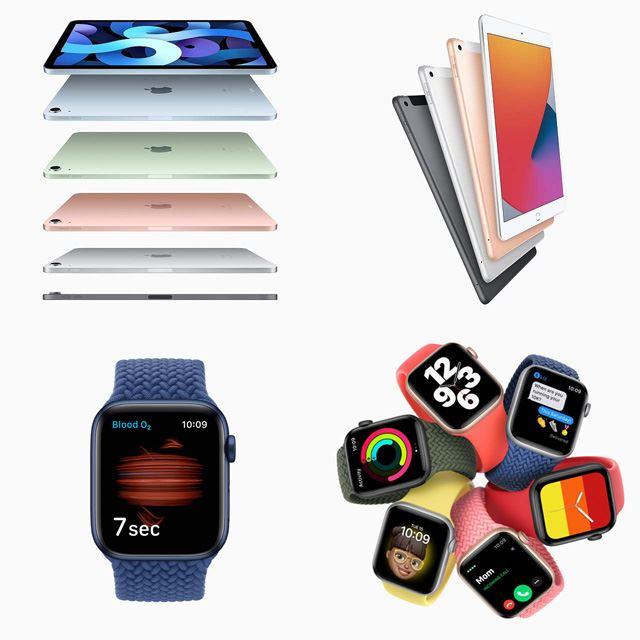 【アップル発表まとめ】全画面「iPad Air」や待望の廉価版「Apple Watch SE」など