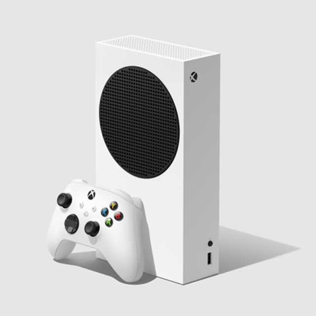 「Xbox Series S」