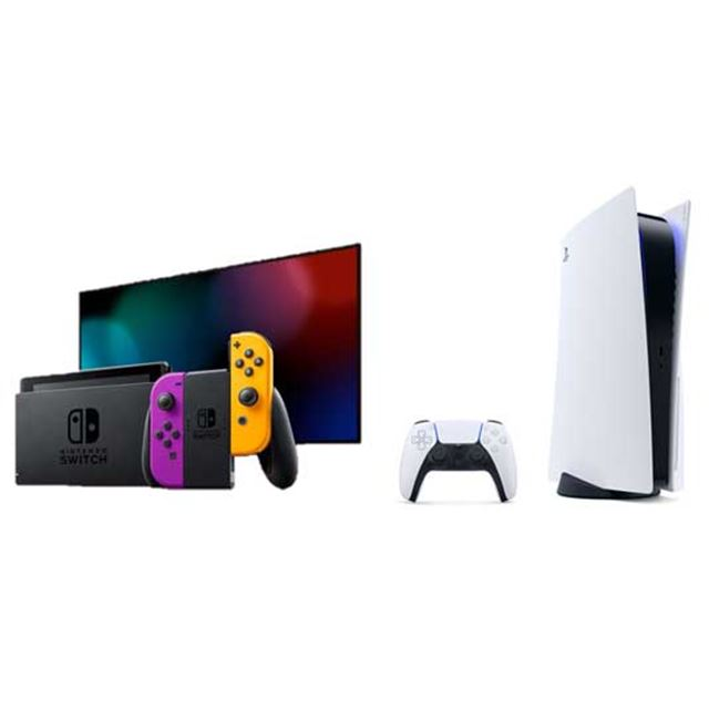 「Nintendo Switch」「PlayStation 5」の販売情報が週間ランキングで人気に