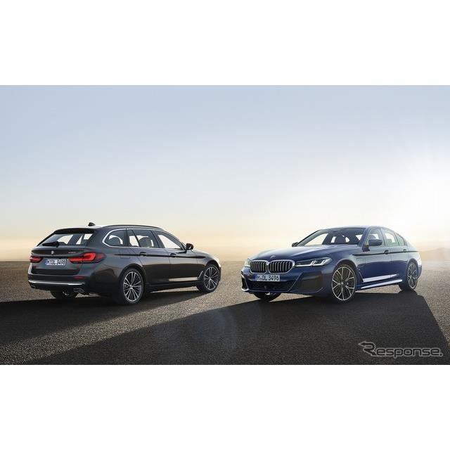 BMW 5シリーズ 改良新型 セダン/ツーリング