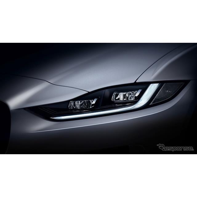 ジャガー XE の2021年モデル