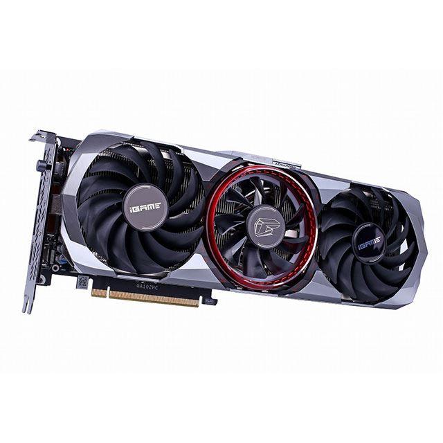 iGame GeForce RTX 3080 Advanced OC 10G